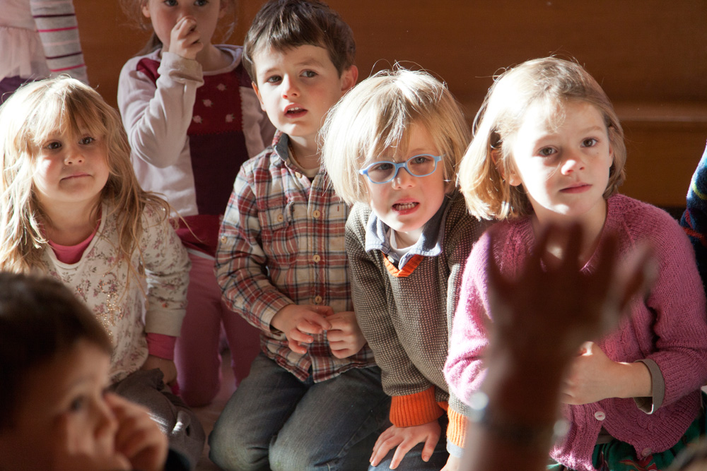 The Early Years in Steiner Waldorf Education