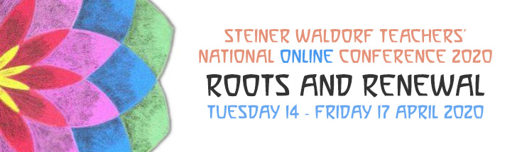 Roots And Renewal - National Easter ONLINE Conference Banner