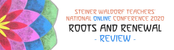 Roots And Renewal REVIEW - National Easter ONLINE Conference Banner